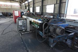 全自动C型钢生产线
