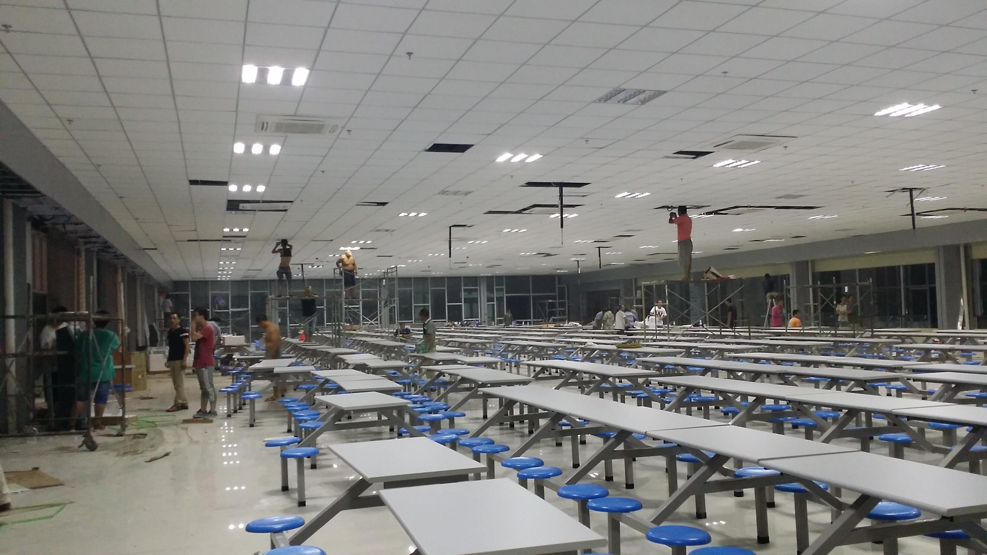 亚博体育app英超买球食堂扩建工程